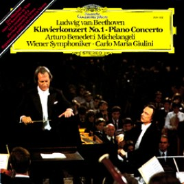 Beethoven – Concerto for Piano and Orchestra No. 1