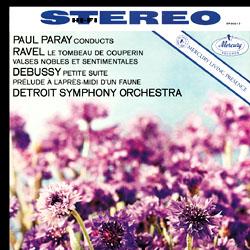 Debussy – Prelude / Ravel: Valses nobles et sentimentales