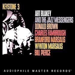 Art Blakey & The Jazz Messengers – Keystone 3