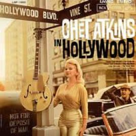 Chet Atkins : Atkins in Hollywood