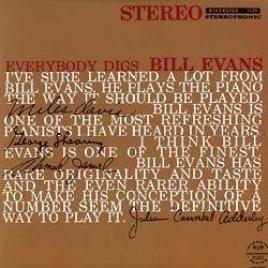 Bill Evans Trio –  Everybody Digs Bill Evans