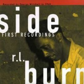 R L Burnside – First Recordings