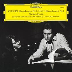 Chopin – Concerto for Piano and Orchestra No.1 / Liszt – Concerto for Piano and Orchestra No. 1