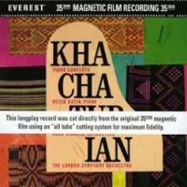 Khachaturian – Concerto for Piano and Orchestra
