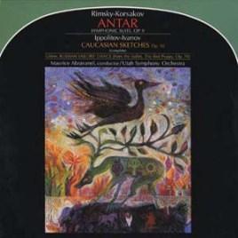 Rimsky-Korsakov – Antar / Ippolitov-Ivanov – Caucasian Sketches Op. 10