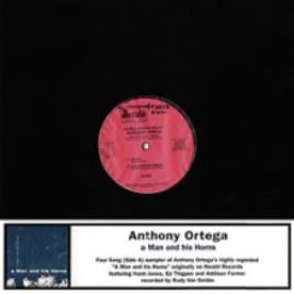 Anthony Ortega – A Man and his Horns