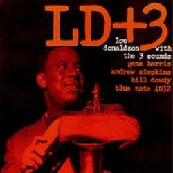 Lou Donaldson with the 3 Sounds – LD+3