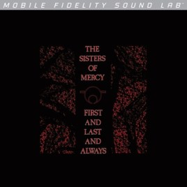 The Sisters of Mercy – First and Last and Always