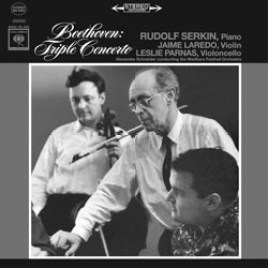 Beethoven – Triple Concerto