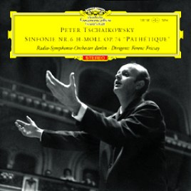 Tschaikowsky – Symphony No. 6 in B minor, Op.74(Pathetique)