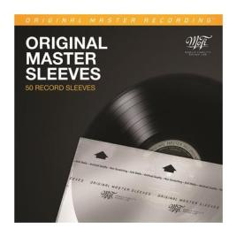 Mofi Fidelity : Rice Record Inner Sleeves