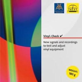 Vinyl : Check