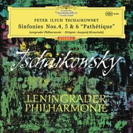 Tchaikovsky : Symphonies Nos. 4,5,6