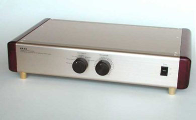 Yamamoto Sound Craft : Vacuum tube preamplifier CA-03