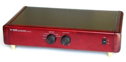 Yamamoto Sound Craft : Vacuum tube preamplifier CA-04