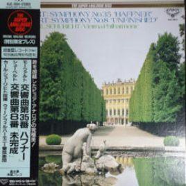 Mozart : Symphony No.35 in D Major/ Schubert: Symphony No.8 in B Minor
