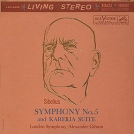 Sibelius : Symphony No.5 and Karelia Suite