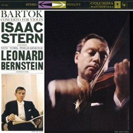Bartok : Concerto for Violin