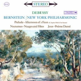 Debussy : Prelude – Afternoon of a Faun / Nocturnes – Nuages and Fetes