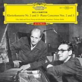 Bartok : Piano Concertos Nos. 2 and 3
