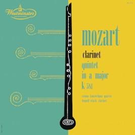 Mozart : Clarinet Quintet in a Major K 581