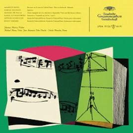 Ravel-Milhaud-De Falla-Szymanowski-Honegger-Krenek