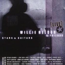 Willie Nelson & Friends : Stars & Guitars