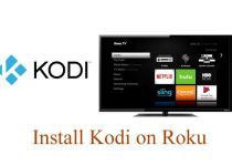 kodi on roku