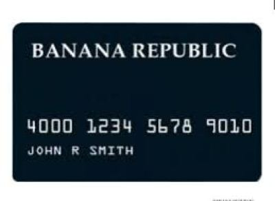 Banana Republic Credit Card Login.