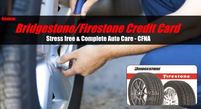 Firestone Credit Card Login guide