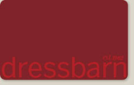 Dressbarn Credit Card