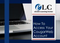 CougarWeb Login guide