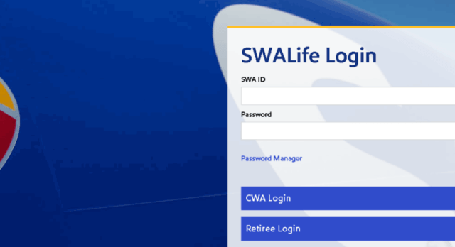swalife login guide
