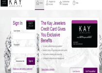 Kay Jewelers Credit Card Login