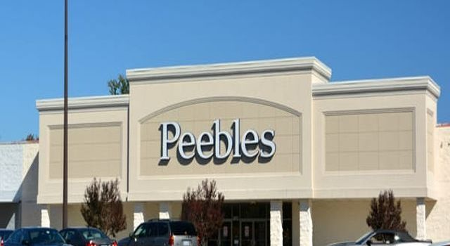 Peebles Credit Card Login
