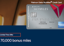 delta airlines credit card