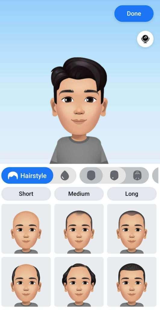 facebok avatars creation