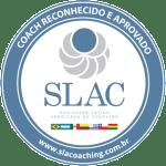 Renata Frank, CEO da INTEGRALIDADE, é membro da Sociedade Latino Americana de Coaching - SLAC