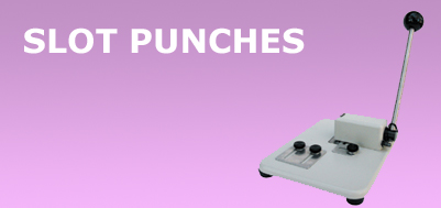 ID Badge accessories (slot punches)