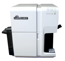 SwiftColor SCC4000D ID Card Printer