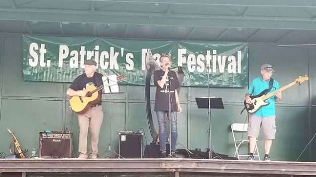Great day. Great Music. Great Food. A Great Festival #stpatricksday festival @cityofcoralgables  @emeraldsociety @conroymartinez