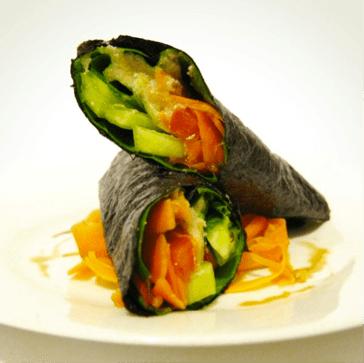 seaweed wrap