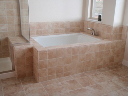 cleaning bathroom tile how to clean