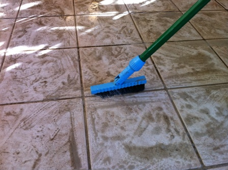 cleaning tile floors how to clean tile