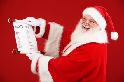 Were You Naughty or Nice to Yourself This Year?