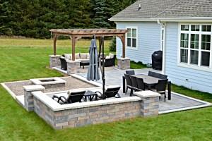 landscapers, landscaper, Milwaukee landscaping, new berlin landscaping, mequon landscapers, patio installer