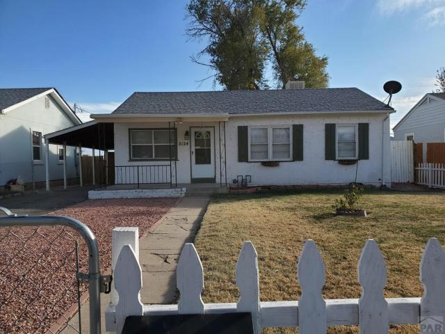 2124 W 27th St Pueblo CO 81003