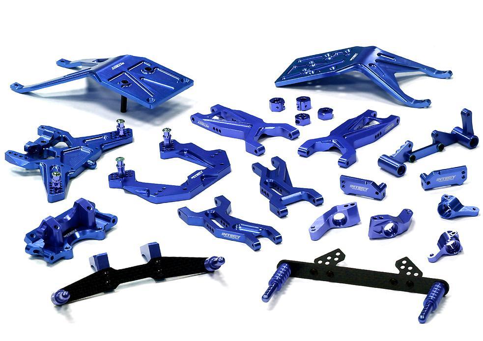 Suspension Parts For Traxxas Slash 2wd R C Or Rc Team Integy