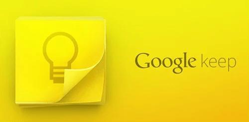 Serviço de anotações do Google