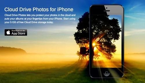 proteger e armazenar todas as suas fotos